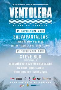 Festival Ventolera Arinaga 2018