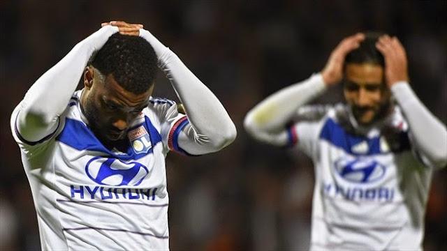 Highlights Lyon 1 – 1 Bordeaux (Ligue 1)