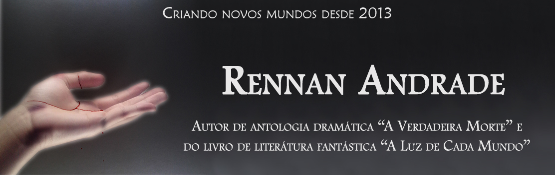Rennan Andrade (Writer)