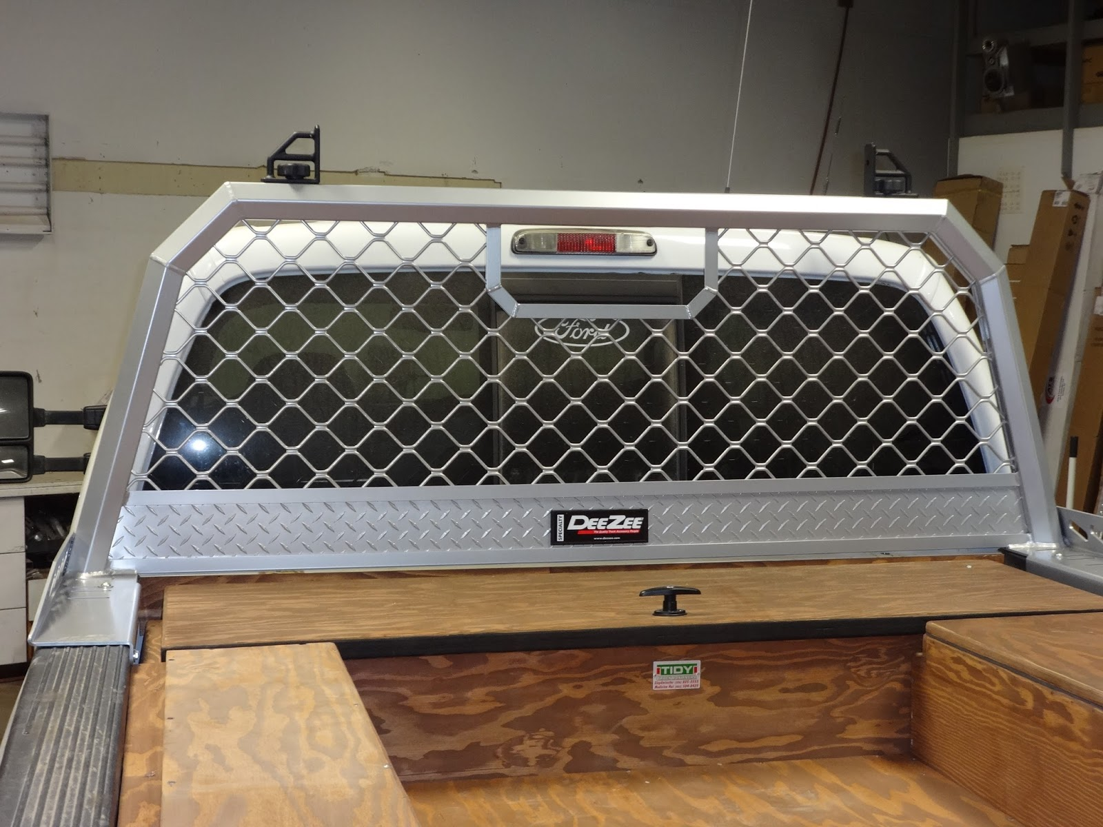 cab cargo rack dee headache aluminum racks headachecargo zee truck mesh tidy boxliners