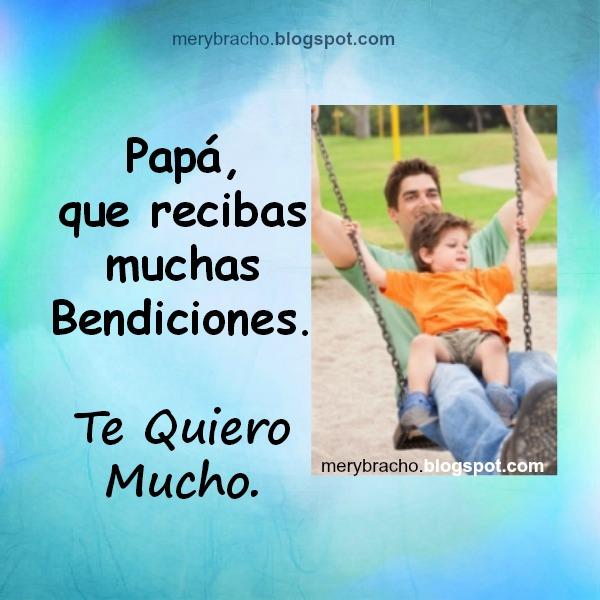 Poesía Corta para niños.padre junio, poema. Mi Papá es el lider de mi hogar, de mi familia. Poesía Corta para Día del Padre