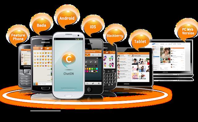 Samsung sigue apostando por ChatOn con ChatOn 2.0