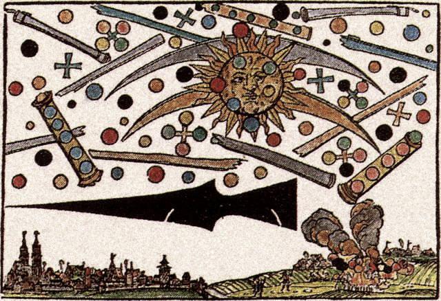 Η μαχη των ufo στο νιρεμπεργκ τησ