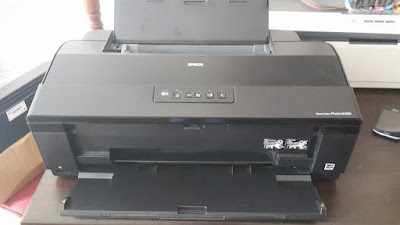 epson pads and reset the 1430w