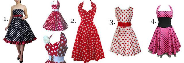 """Glamour Vintage: Como se vestir para uma festa """"Anos 60""""."""