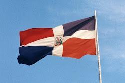 Nuestra  hermosa Bandera Dominicana.