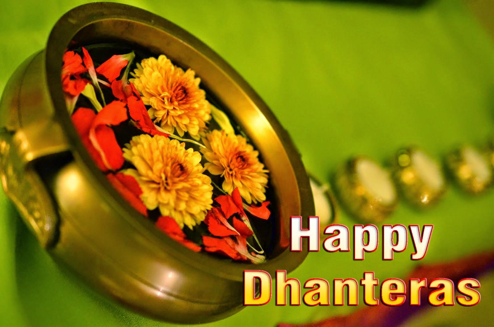 Best Happy dhanteras Festival HD Images 2014