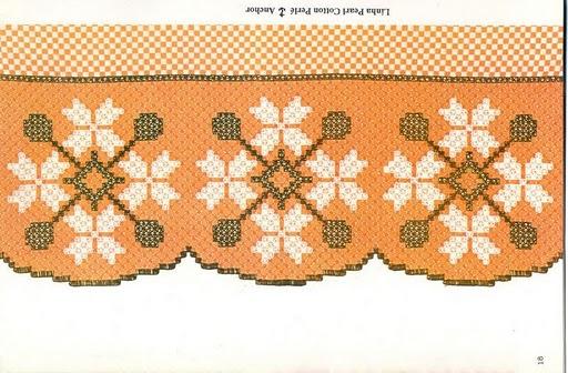 gráfico de bordado