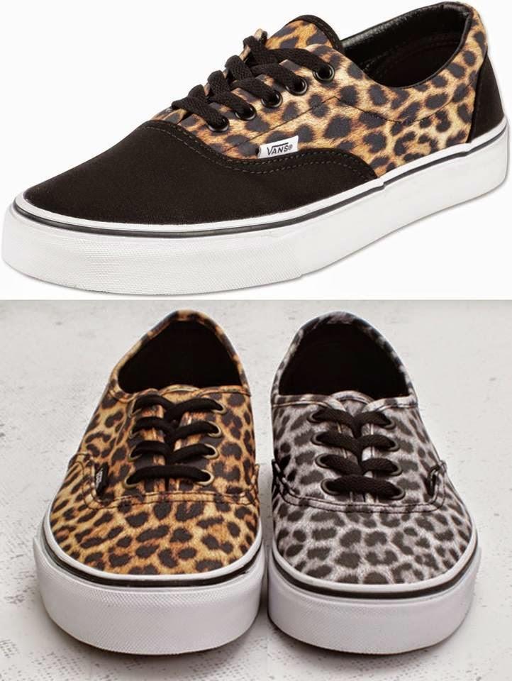 leopardo vans