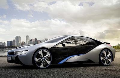 BMW i3 and BMW i8 concept revealed 1 BMW i3 & i8, Konsep Mobil Listrik Masa Depan