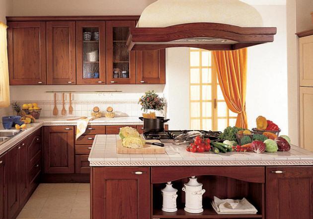 kuchnie retro