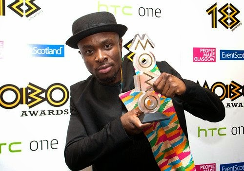 "Fuse ODG Beats Wizkid And Davido To Win 2014 ""Best African Act"" MOBO Award Back To Back!"