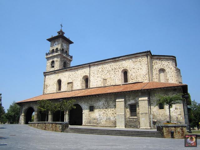 Iglesia de Santa María en Amurrio