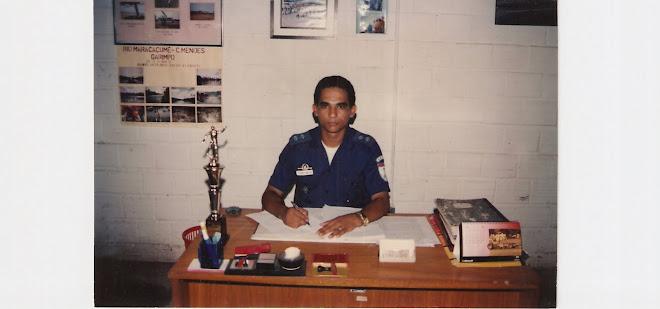 Subcomandante da Companhia de Polícia de Choque Independente