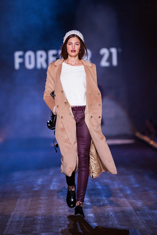 Forever 21 at The Montreal Fashion and Design Festival