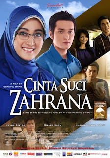 Free Link Download Ebook CINTA SUCI ZAHRANA atau Takbir Cinta Sahrana Pdf Gratis, Sinopsis Cinta Suci Zahrana