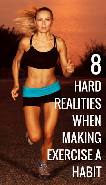 8 Hard Realities About Making Exercise A Habit