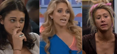 BB15 Mean Girls Big Brother 15