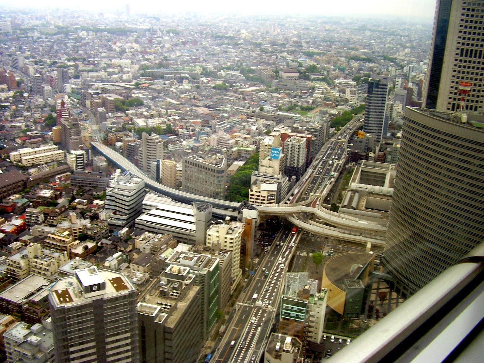 Vistas Park Hyatt de Tokio (Tokyo), Japon