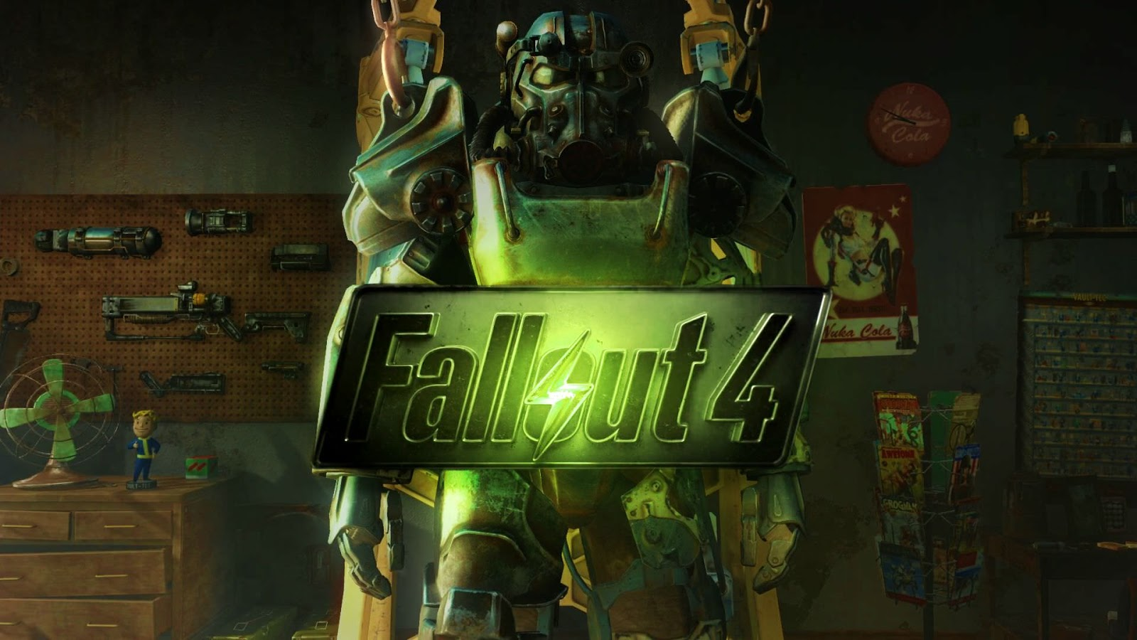 Download Fallout 4 wallpaper