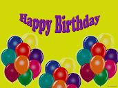 #5 Happy Birthday Wallpaper