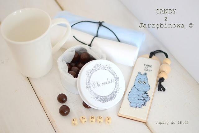 """candy w """" Hafty Jarzębinowe """""""