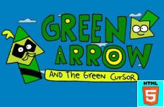 Flecha Verde y el Cursor Verde