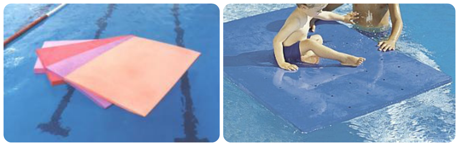 Gabriela ure a castillo 514 for Colchonetas de piscina