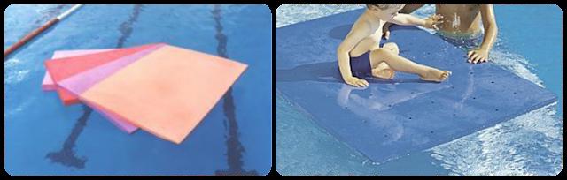 Mas alla del rosa o azul - Colchonetas para piscina ...