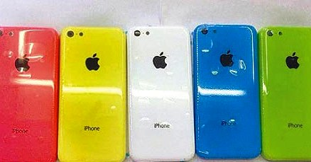 Light iPhone 5 Cheap Different Color