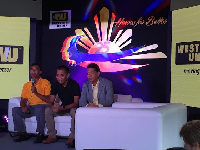 Nilo Beltran, Edmond Corpuz and Nestor Puno heroes