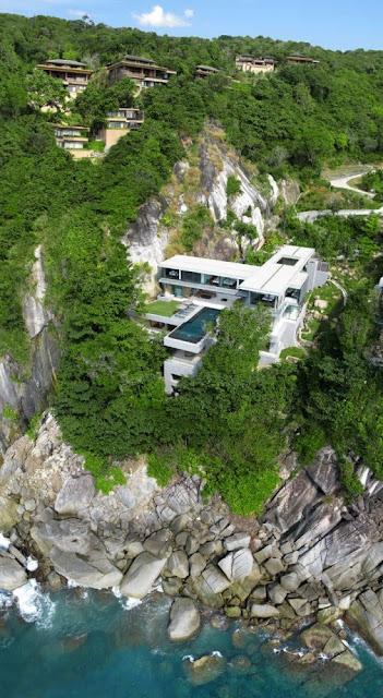 Монолитные дома тайланд