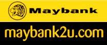 Pembayaran Melalui MayBank