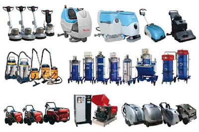 Innovaciones en la limpieza industrial