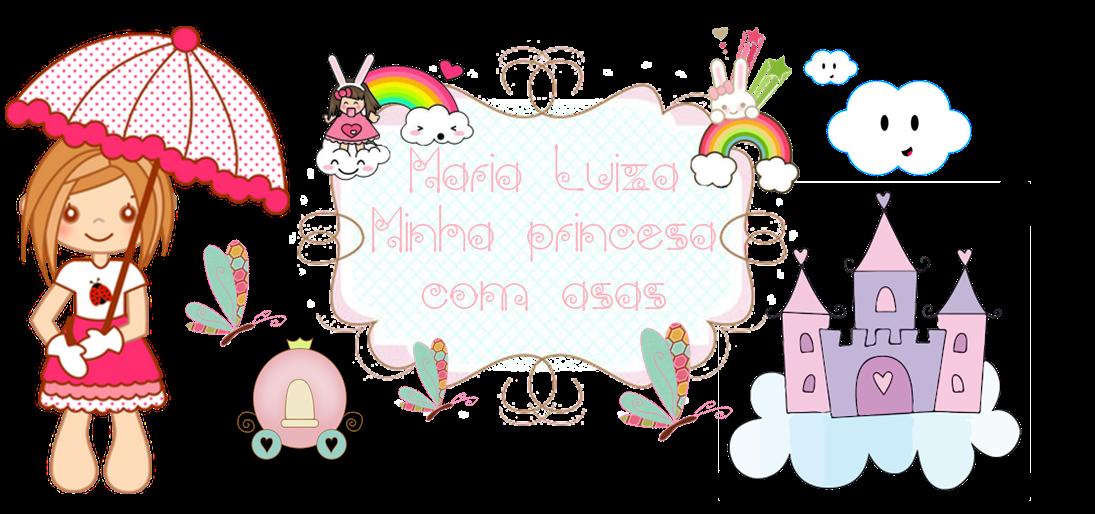 Maria Luiza, meu Anjo.