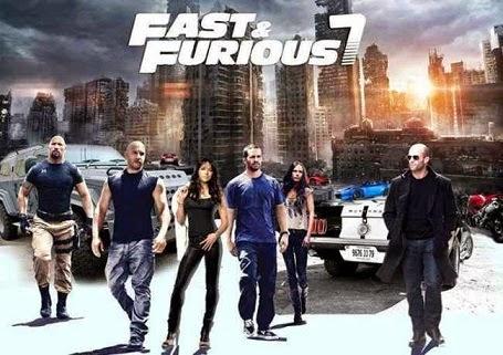����� ���� Fast Furious 2015