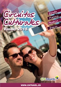 Circuitos Culturales 2015 CN Travel