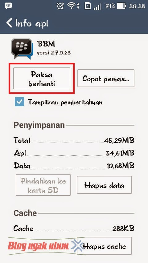 download bbm android terbaru