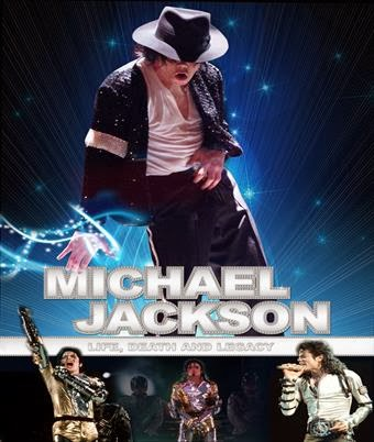 Capa Baixar Michael Jackson Life Death And Legacy   DVDRip Baixaki Download