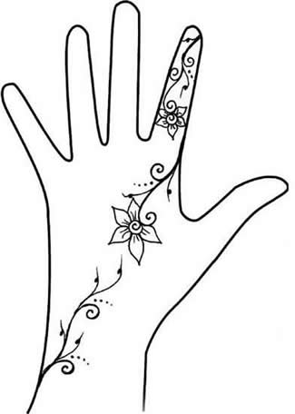 196821446195242341 in addition 16527097 Floral Silhouette Element For Design Vector Tattoo likewise Henna Design Ideas For Hand Feet Arabic likewise Mehndi Design besides 282037995387070266. on simple mehndi designs for beginners home