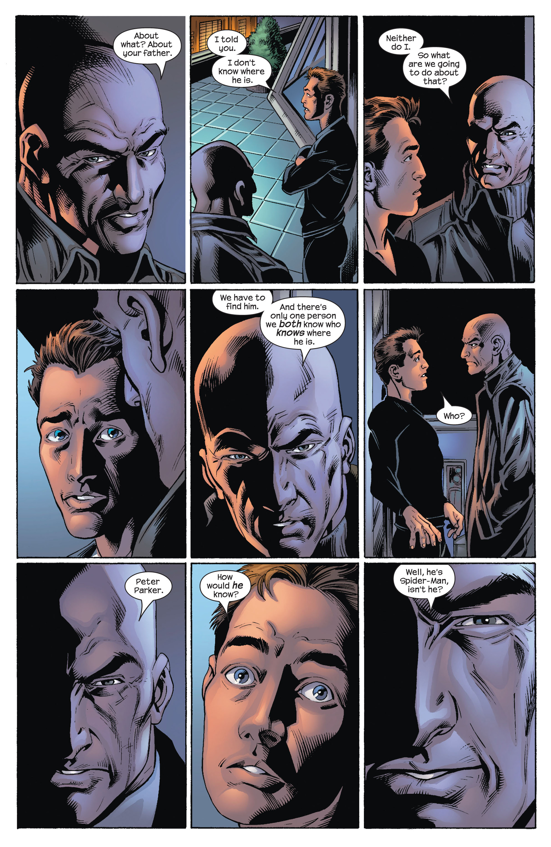 Ultimate Spider-Man (2000) Issue #75 #79 - English 7