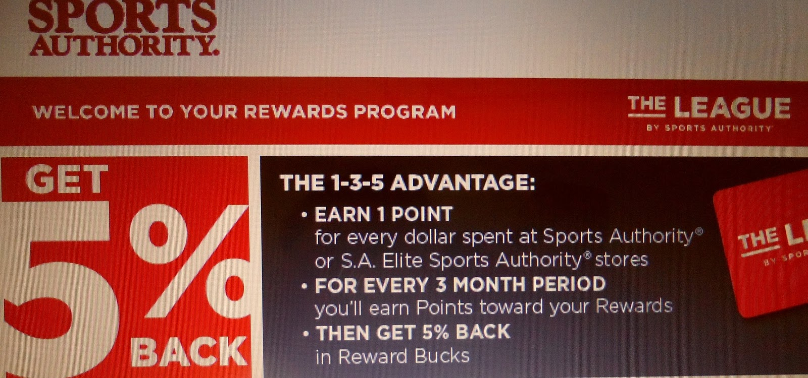 Sports Authority Coupon 2013 In Store Of sports authority's