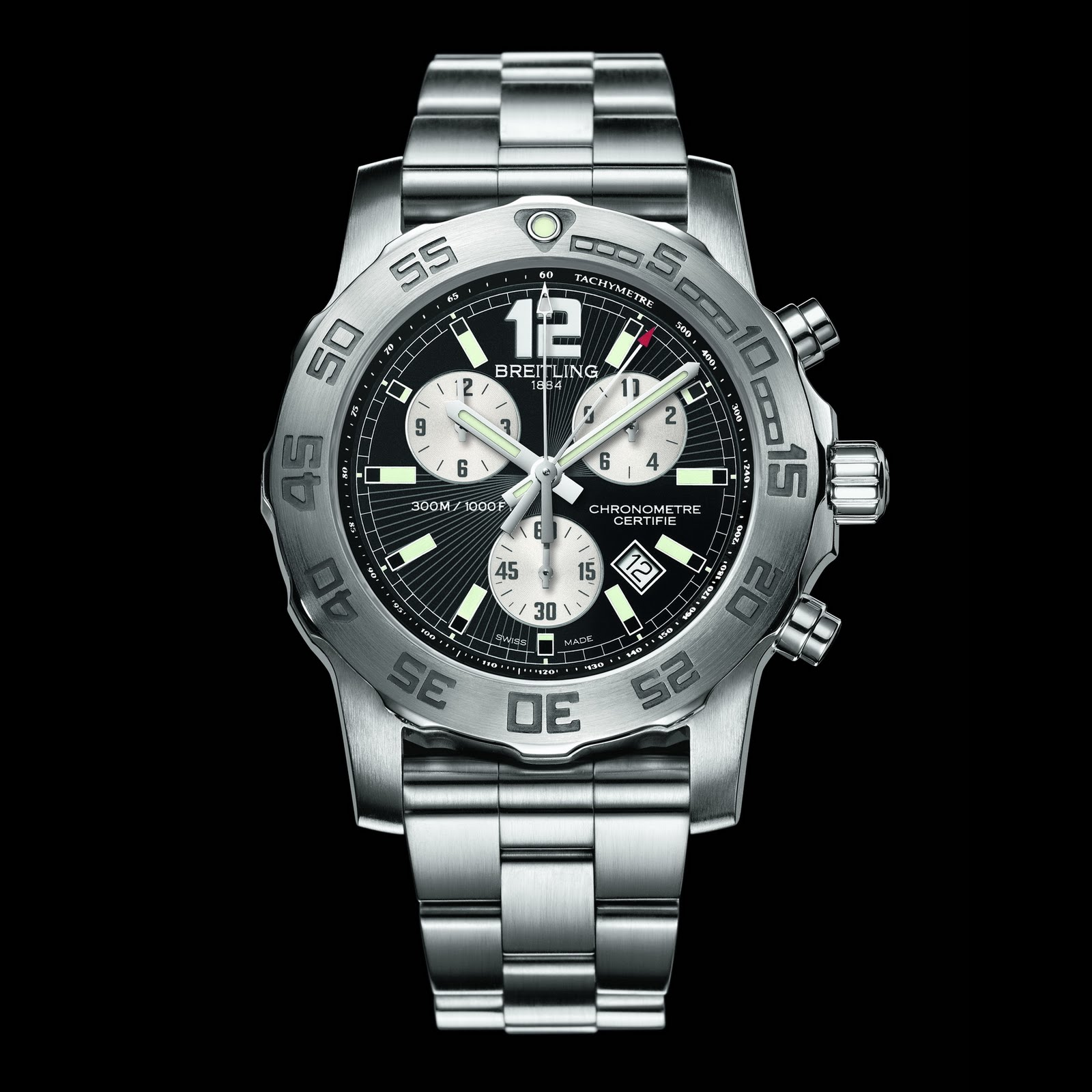 oceanictime breitling colt chronograph ii. Black Bedroom Furniture Sets. Home Design Ideas
