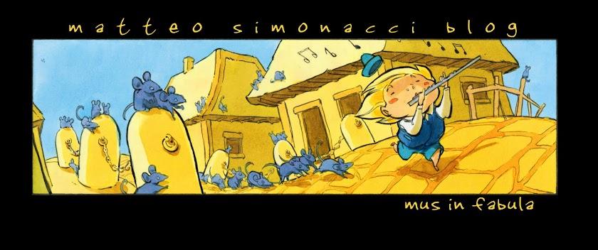 mus in fabula - matteo simonacci blog
