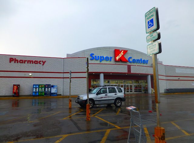 This Time I Visited A Super Kmart Center Store In Cambridge Ohio Let Me Start Off By Mentioning That Location Is One Of Kind
