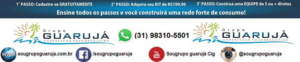 Grupo Guarujá - Consumo Inteligente Guarujá