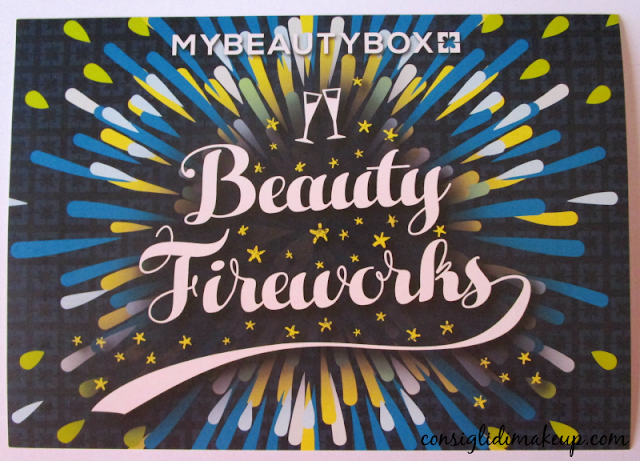 mybeautybox dicembre beauty fireworks