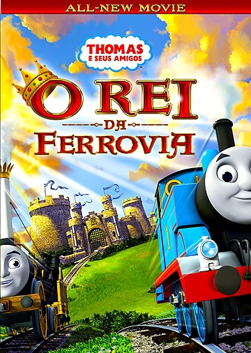 Download - Thomas o Rei da Ferrovia - Dublado (2014)