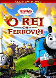 Baixe imagem de Thomas E Seus Amigos: O Rei Da Ferrovia (Dublado) sem Torrent