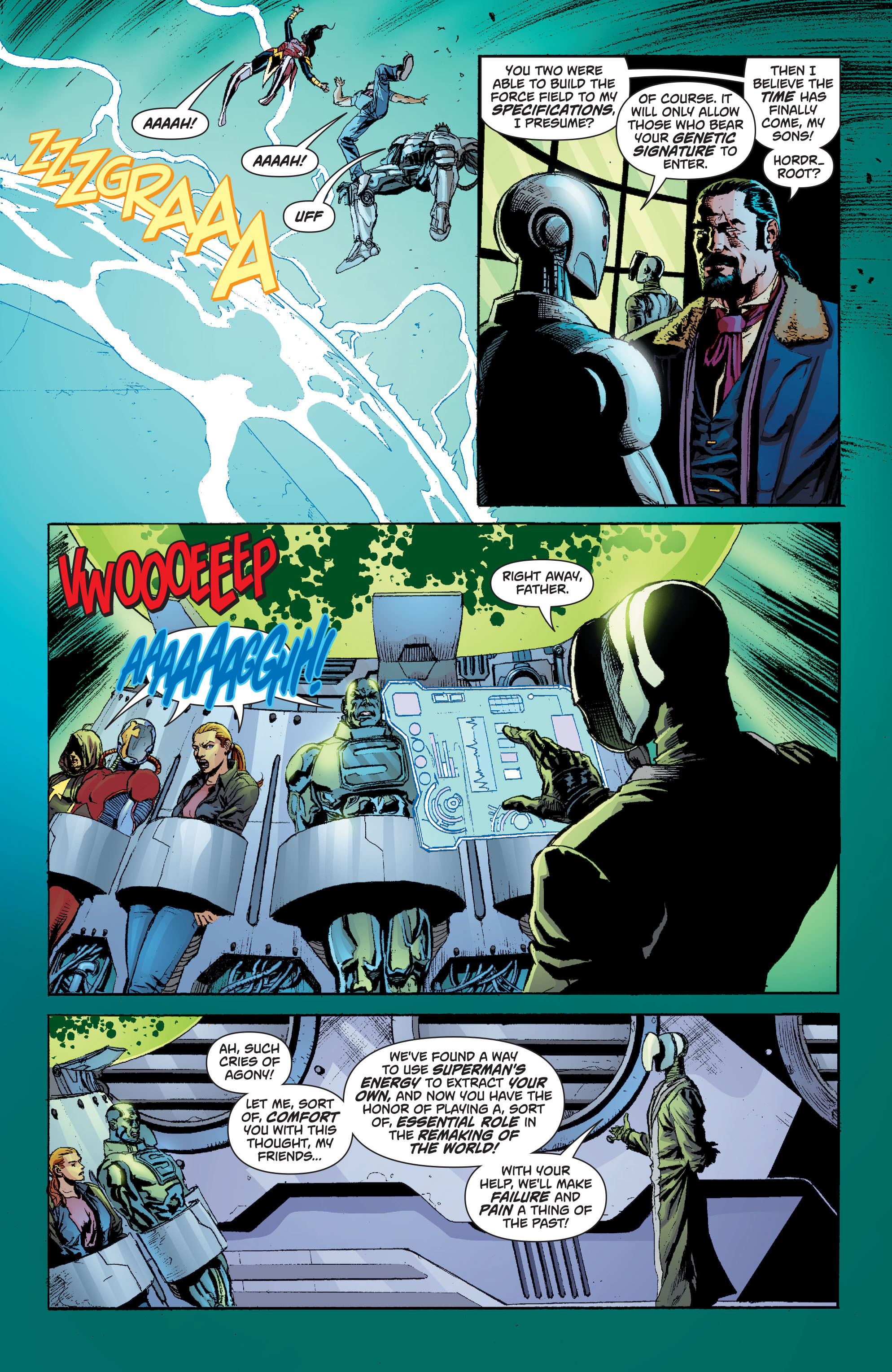 Read online Superman (2011) comic -  Issue #49 - 9